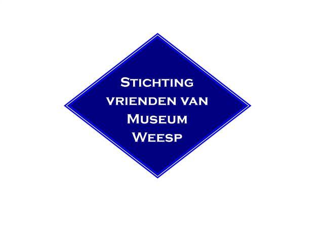 Logo vrienden van Museum Weesp